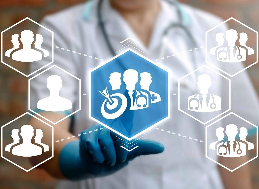Healthcare Marketing target